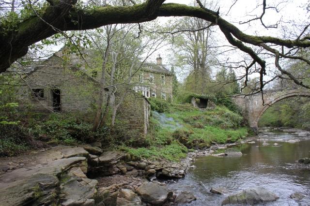 Linnels Mill (c) Duncan Hutt